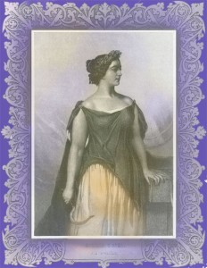 Giulia Grisi as Norma, 1844